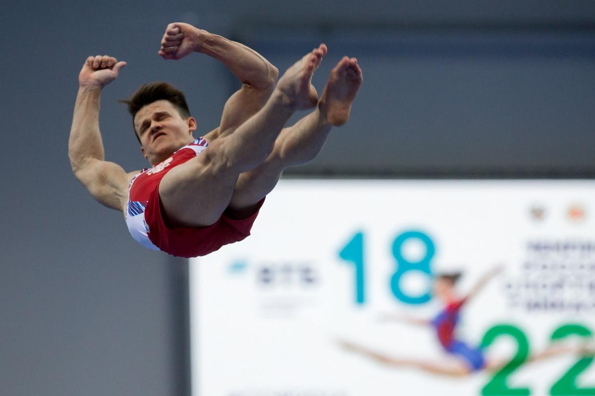 Московская сексуальная гимнастика